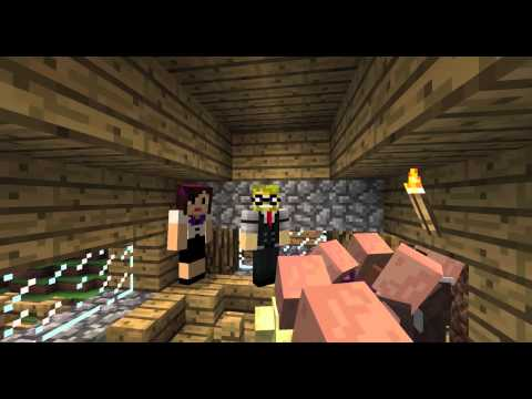 KorisTg Feed the Beast SMP Episode 1: There Will Be Oil