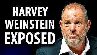 Harvey Weinstein Scandal Rocks Hollywood