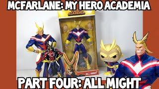 McFarlane Toys: All Might (My Hero Academia)