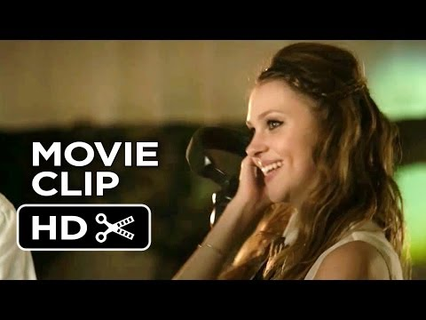 Affluenza Movie CLIP - White Party (2014) - Nicola Peltz Movie HD