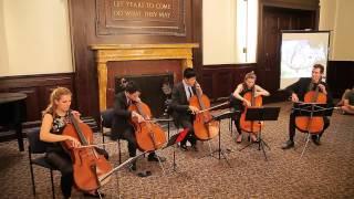 "[Chapter 4/12] Tonari No Totoro from ""My Neighbor Totoro"" for 6 Cellos - String Theory"