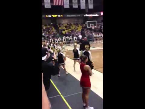 Eli Blair AF vs LP Basketball Steal #FreeEli