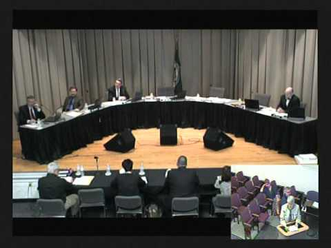 October 5, 2015 Powhatan County Board of Supervisors Meeting