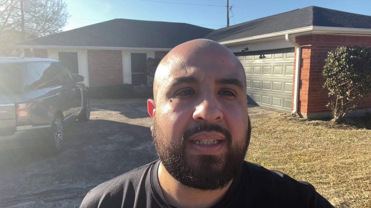 Walk Thru of a Short Sale Home Purchased Sight Unseen | Smart Seller Sold it Cash Before Foreclosure