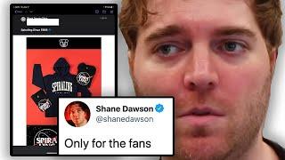 Shane Dawson's SNEAKY MOVE...