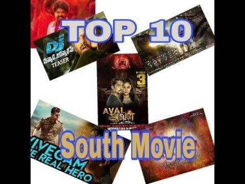 Top 10 - Superhit South Indian Movie In Bollywood