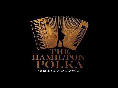 Weird Al Yankovic - The Hamilton Polka   Lyrics