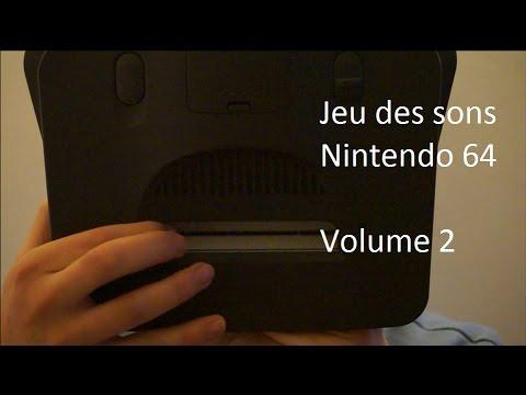 Jeu des sons (Nintendo 64) Volume 2