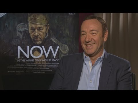 Kevin Spacey interview: Barack Obama and Bill Clinton are House of Cards fans, plus Richard III
