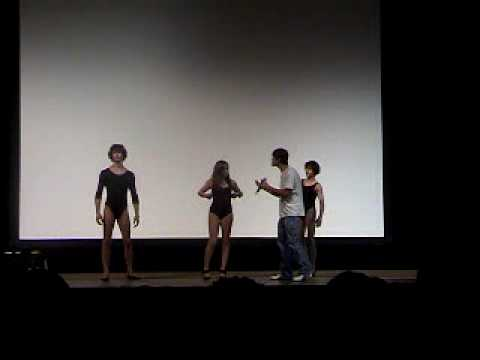 Vincent Martella Dances To Beyonce's Single Ladies