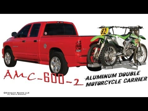 AMC-600-2 Double Motorcycle Carrier - Assembly