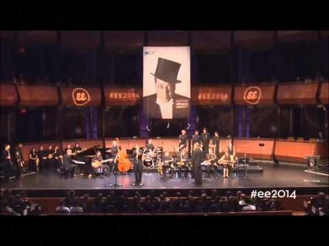 """Black and Tan Fantasy"" Garfield Jazz Ensemble, Essentially Ellington 2014"