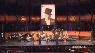 """Black and Tan Fantasy"" Garfield Jazz Ensemble, Essentially Ellington 2014"