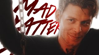klaus mikaelson   mad hatter