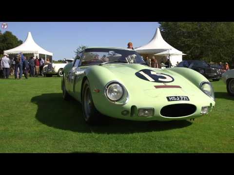 Concours of Elegance 2015 at Holyrood Palace