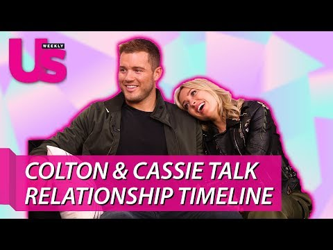 Colton and Cassie Talk Life Post-Bachelor, Relationship Timeline, and more!