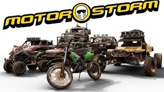 PCSX2 - MotorStorm Arctic Edge. True HD gameplay. Playstation 2 emulator for PC