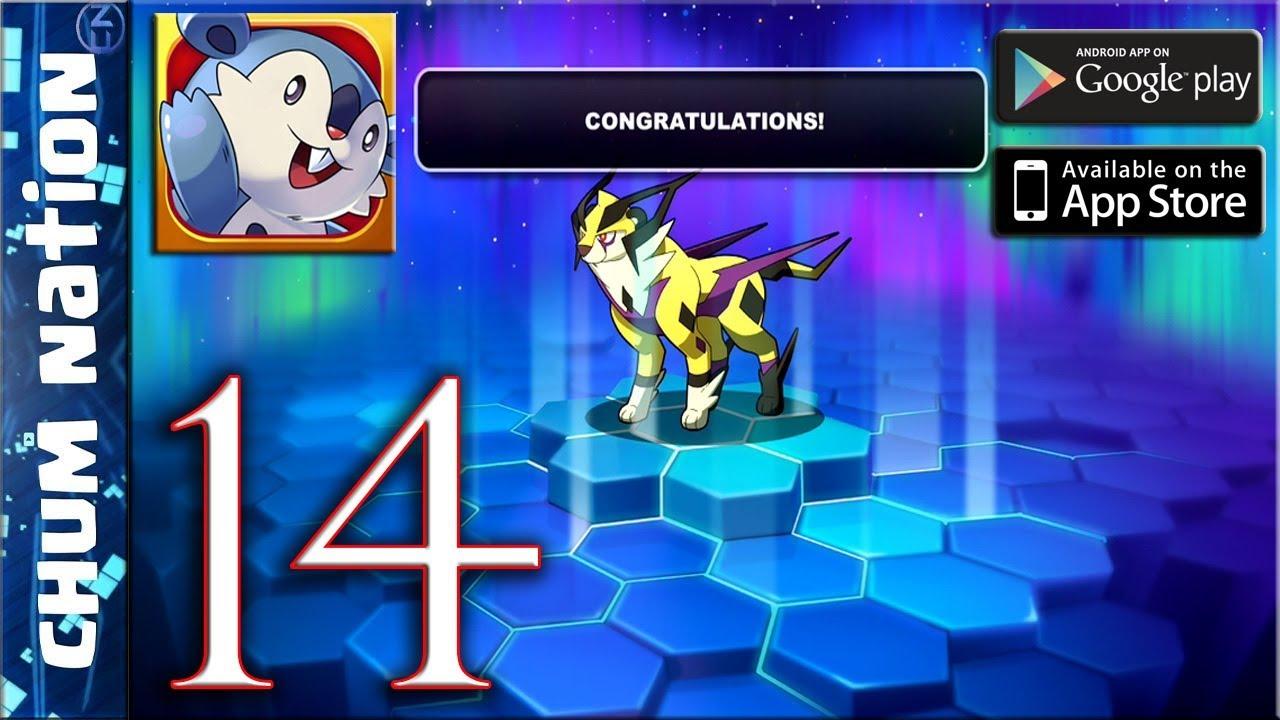 NEXOMON - Official Gameplay(Android/iOS) | Walkthrough Part 14 - Royalle  City