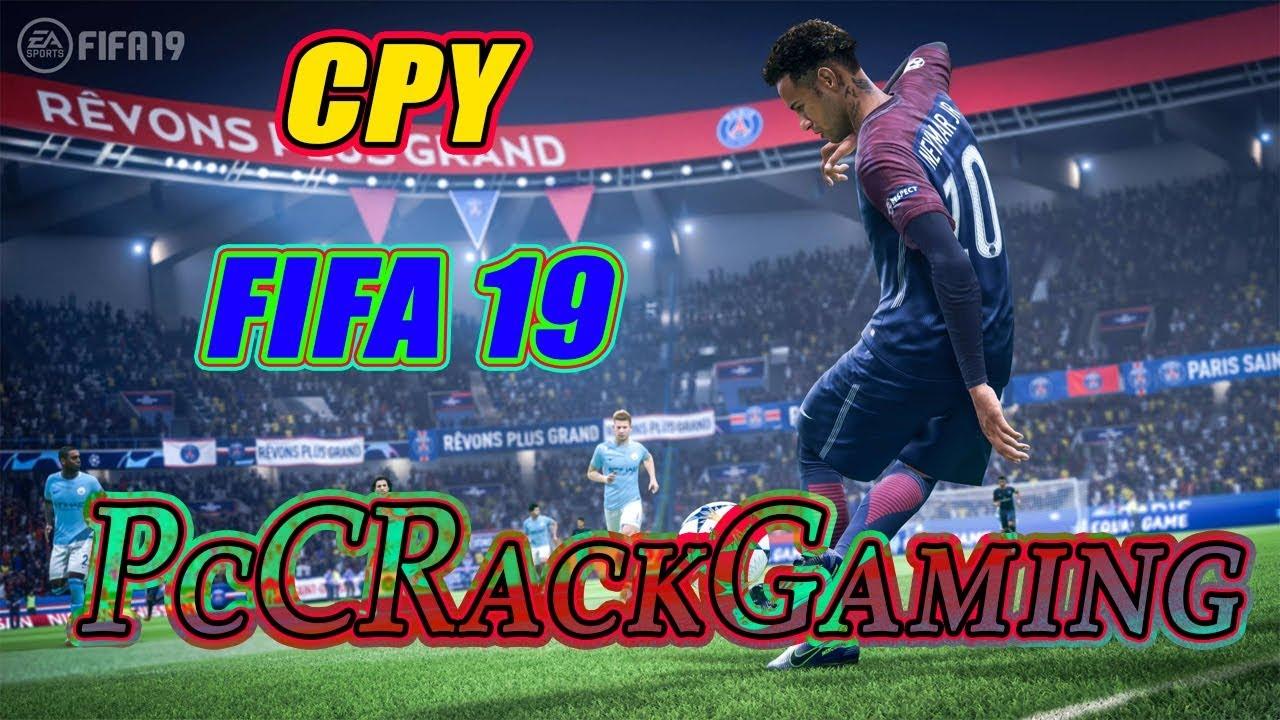 Hướng dẫn tải và cài đặt game FIFA 19 UPDATE – PcCrackGaming