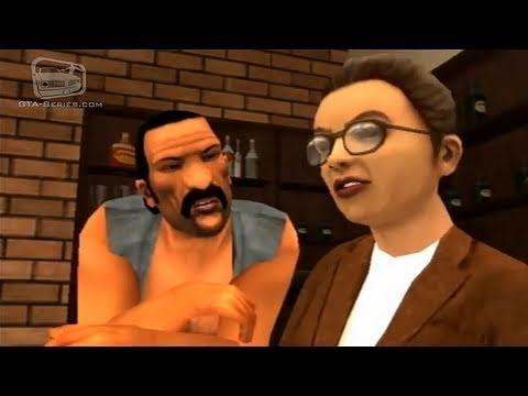 GTA Vice City Stories - Walkthrough - Mission #21 - Balls