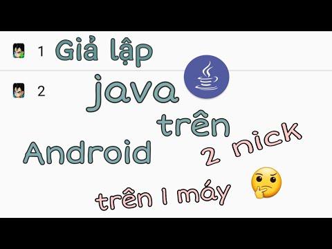 tải game ngọc rồng online hack cho android - Ngọc rồng online / cách tải và sử dụng phần mềm giả lập java trên android