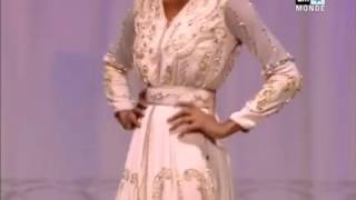 Défilé Caftan 2016 : Zenibe Lyoubi Idrissi 11/14