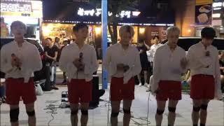 홍대 버스킹 라이브 full ver. 17.07.16