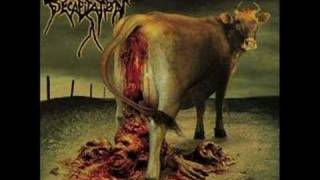 Watch Cattle Decapitation Bukkake Tsunami video