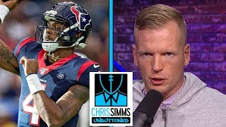 NFL Week 11 Preview: Houston Texans vs. Baltimore Ravens | Chris Simms Unbuttoned | NBC Sports
