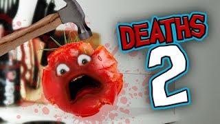 Saturday Supercut - Annoying Orange DEATHS!! #2