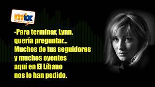 Linn Berggren en Mix FM Radio (Líbano 1998) SUBTÍTULOS EN ESPAÑOL