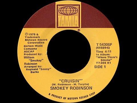 Smokey Robinson ~ Cruisin' 1979 Disco Purrfection Version