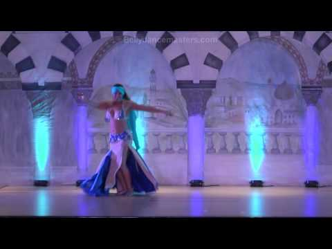 1st Place Pro-Stellar Solo Bellydance Masters 2016