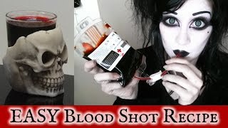 EASY, DELICIOUS Blood Shot Recipe! | Black Friday
