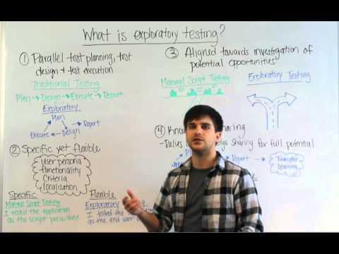 4 Principles of Exploratory Testing