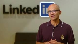 ما الذي يغري مايكروسوفت بشراء موقع لينكد إن؟