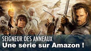 Seigneur des Anneaux : que sait-on de la série Amazon ?