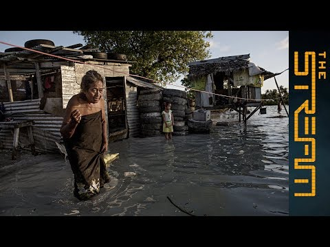 Can Kiribati be saved, or will climate change cause it to drown?
