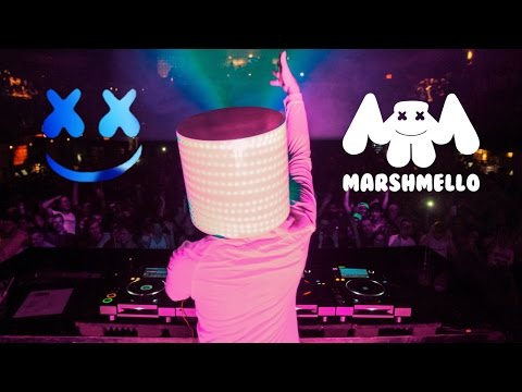DJ Marshmello - Alone vs Lagu Barat Breakbeat Remix 2017
