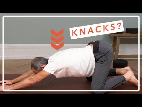 BWS Schmerzen Übungen zum Mitmachen // Brustwirbelsäule Schmerzen