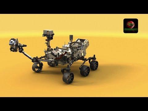 Arbeiten Am Mars Rover (DE) | Die Weltraum-Lackierbox | SCIENCO 31/2019