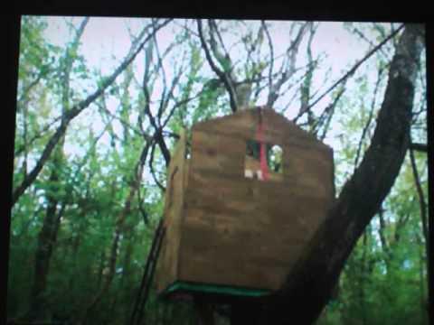Montaggio della casa sull 39 youtube for Planimetrie della casa sull albero