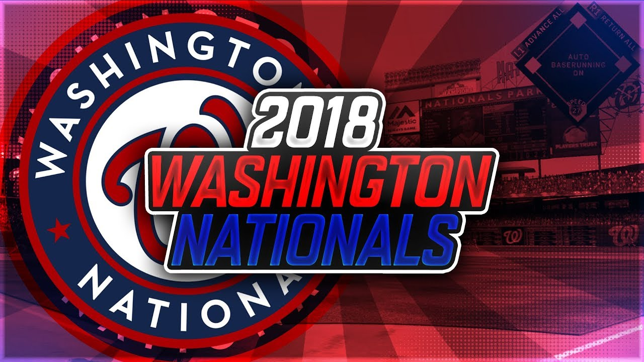 Image result for nationals opening day 2018