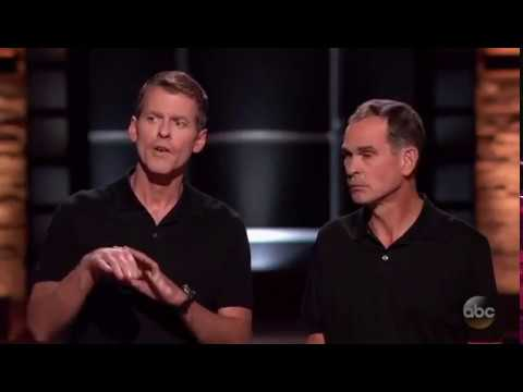 Download This Entrepreneur Invented A New Water Power Brush for Machine SharkTank Season 9