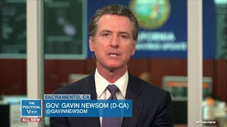 """Gov. Gavin Newsom Shares His """"worst fear"""" About Reopening California 