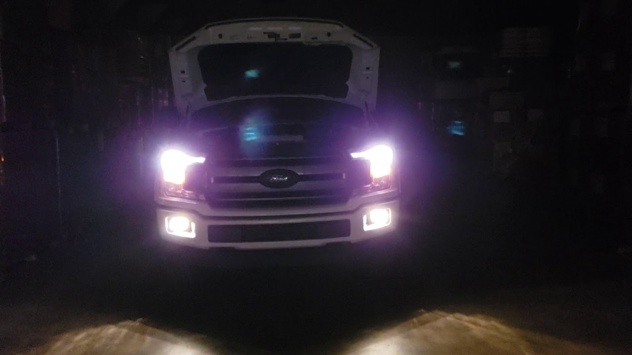 How To Adjust Headlights >> Headlight alignment/adjustment 2018 f150 after leveling ...