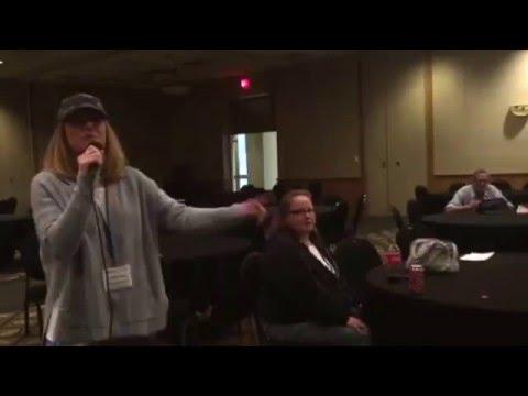 NAMI Ohio Affiliate Retreat Karaoke - April 2016