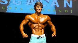 IFBB Men's Physique Stockholm Pro ft. Jeff Seid, Anton Antipov, Robin Balogh