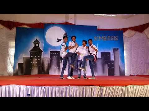 Mad Ads-SIMBIOSIS2k17 by AIMS (Mandya) boys
