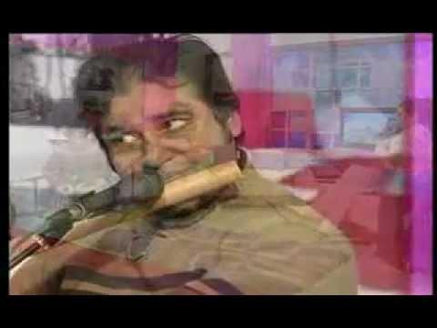 Sanu Ek Pal Chain Na Away Instrumental